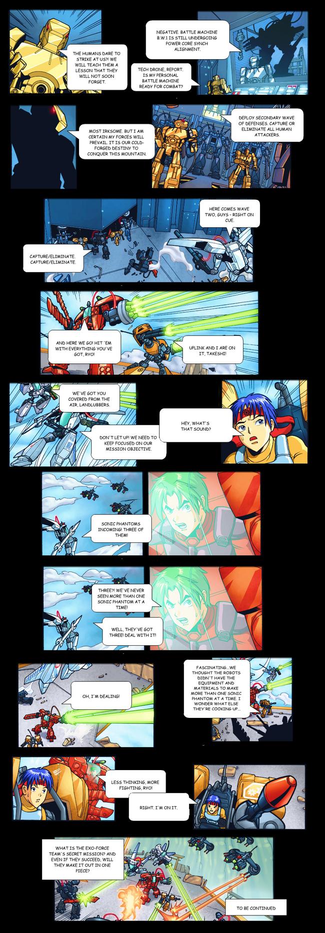 Comic 12 part whatever