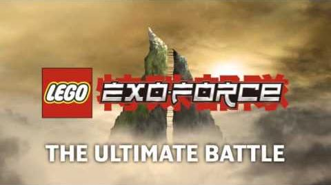 LEGO Exo-Force - The Ultimate Battle