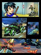 Mobile Devastator Comic page 1
