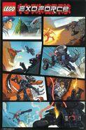 Fire Vulture Comic
