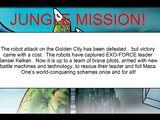Comic 39: JUNGLE MISSION!