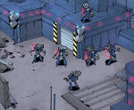 Robot Fortress