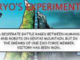Comic 5: Ryo's Experiment