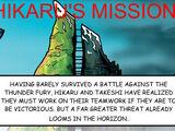 Comic 3: Hikaru's Mission