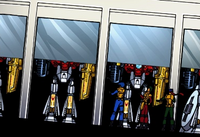 Legion dorada
