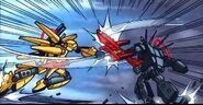 Supernova versus Thunder Fury