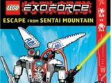 Book 1: Escape from Sentai Mountain