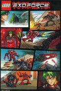 Grand Titan Comic