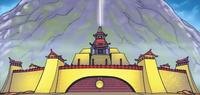 Golden city monitor