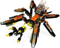 CG box art model- Battle Arachnoid 8112