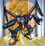Un iron condor