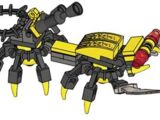 Insectoid Bot