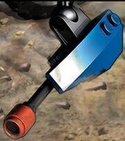 Side Mounted Movable Laser