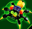 Mini Bot Araña