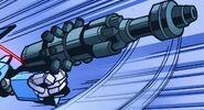 Silent Strike Laser Rifle