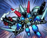 The Aero Booster