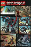 Thunder Fury Comic