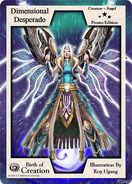 Dimensional-Desperado-Extended-Art-Promo-Card