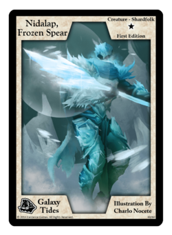 Nidalap-Frozen-Spear-Exodus-Card