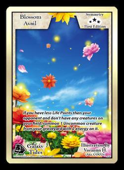 Blossom-Avail-Foil-exodus-card