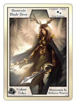 Heavenly-Hera-Foil-exodus-card