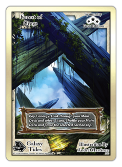 Forest-of-Crags-Foil-exodus-card