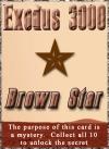 Card brownstar