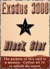 Card blackstar