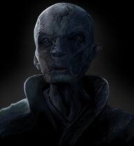Supreme leader snoke by soulstryder210-d9olnbn