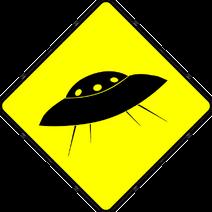 Дорожній знак НЛО