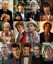 Одинадцять Докторів