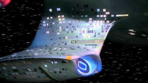 Star Trek-Space... The final frontier...