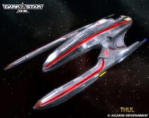 Thul military