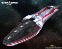 Thul freighter