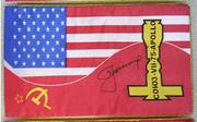 ASTP commemorative flag