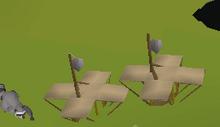 Set box trap