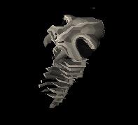 Skeletal Strykeworm