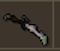 Steel telson dagger (p++)