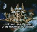 Homeworlds Space Station