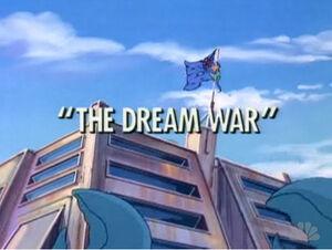 The Dream War titlecard