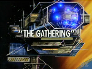 The Gathering titlecard
