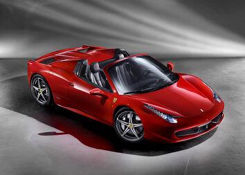 2011 Ferrari 458Spider1
