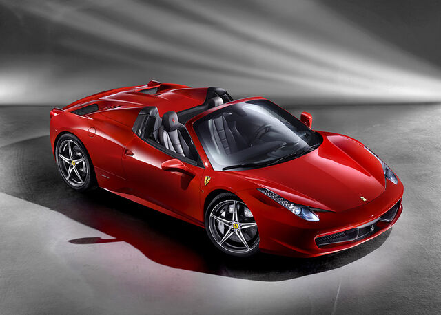 File:2011 Ferrari 458Spider1.jpg