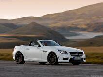 Mercedes-Benz-SLK55 AMG 2012 800x600 wallpaper 07