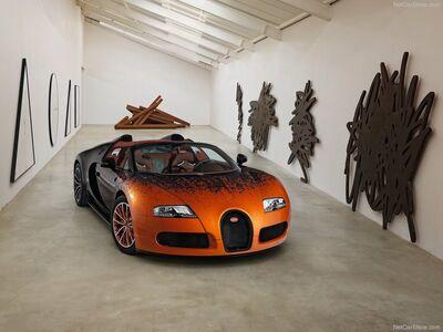 Bugatti-Veyron Grand Sport Bernar Venet 2012 800x600 wallpaper 01