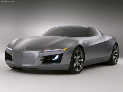 Sports Car Concept