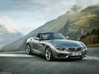 BMW-Zagato Roadster Concept 2012 800x600 wallpaper 01