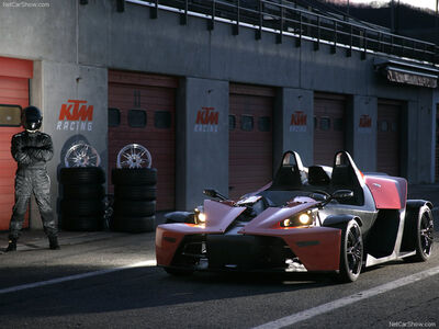 KTM-X-Bow 2008 800x600 wallpaper 01