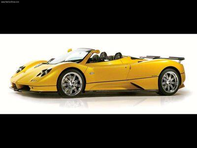 Pagani-Zonda C12-S Roadster 2003 800x600 wallpaper 03
