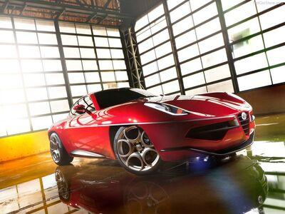 Alfa Romeo-Disco Volante Touring Concept 2012 800x600 wallpaper 01